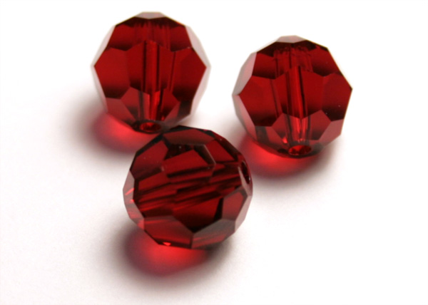 birthstone jewelry - garnet
