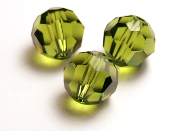 birthstone jewelry - green tourmaline