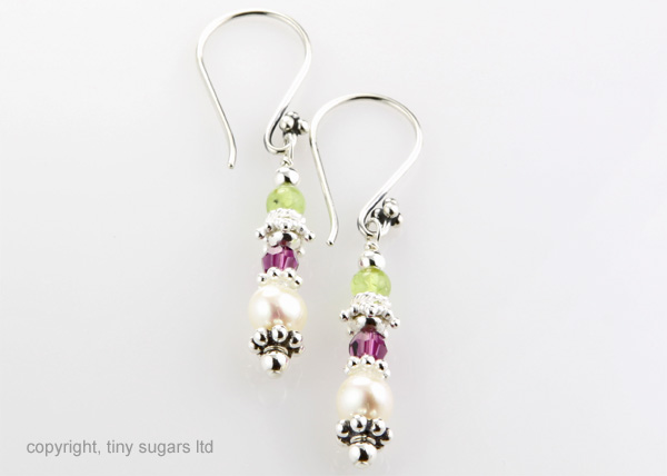 custom earrings - nicole 6