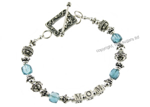mothers bracelets | boudica london blue topaz 3