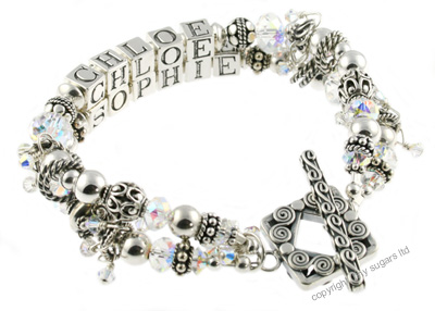 mother's bracelets | chloe b4