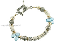 mothers bracelets | ellie in blue topaz f2