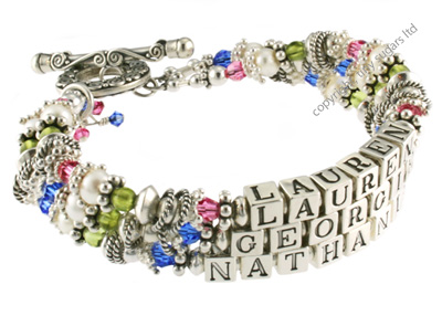 mother's bracelets | georgie perdiot f4