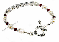 mother's bracelets | gracie garnets b2
