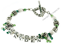 mother's bracelets | jayden