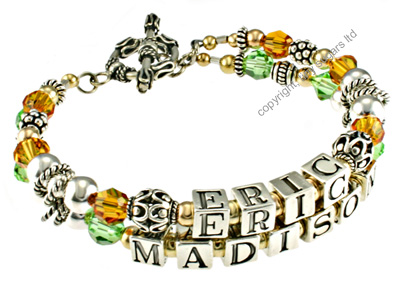 mother's bracelets | madison f4