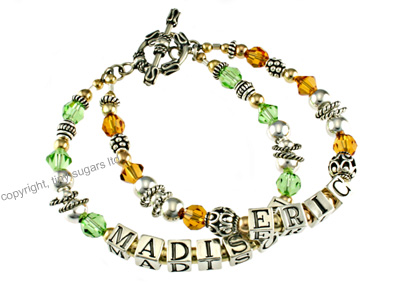 mother's bracelets | madison t4