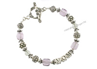 mothers bracelets | mommy in amethyst f2