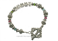 mother's bracelets | mommy in tourmaline b2
