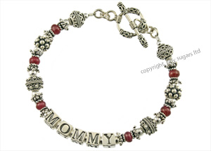 mothers bracelets | mommy ruby f3